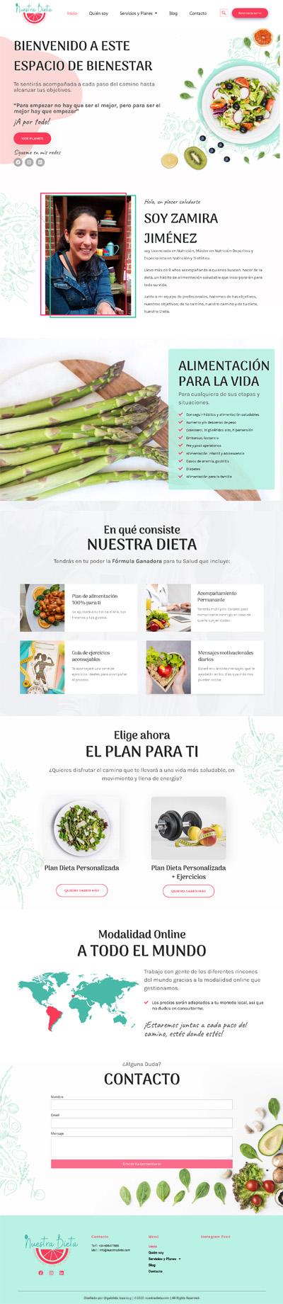 nuestradieta.com – ¡Una vida plena y saludable! - nuestradieta